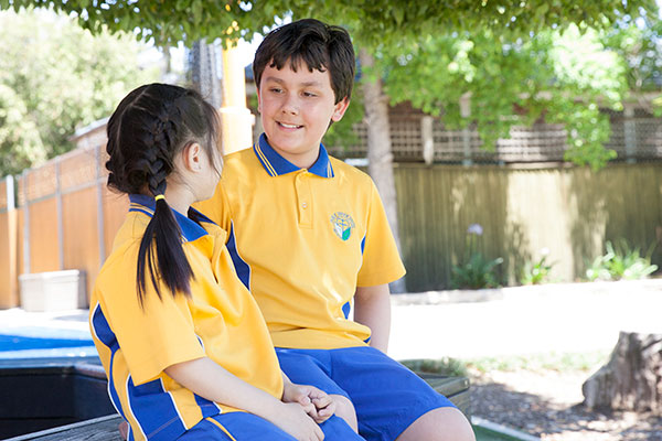Holy Innocents Catholic Primary School Mortlake Student wellbeing